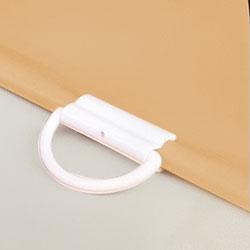anneau de tirage pour store enrouleur à ressort pour frenêtre inclinée