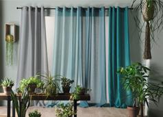 rideaux et voilages dépolluants